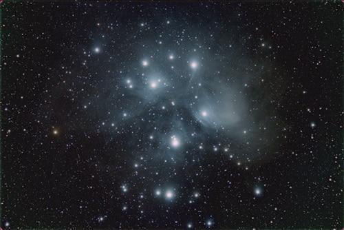 pleiadescluster